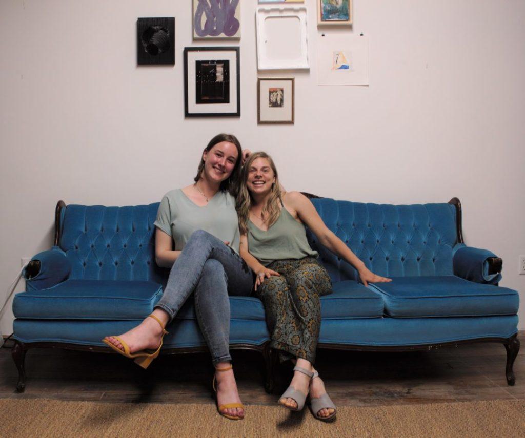 Ahmri Vandeborne and Abby Nowakowski!
